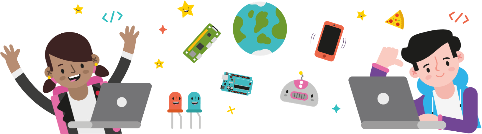 CoderDojo – Enabling young people worldwide to create and