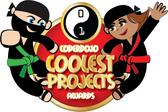 Coolest Projects 2016 Badge