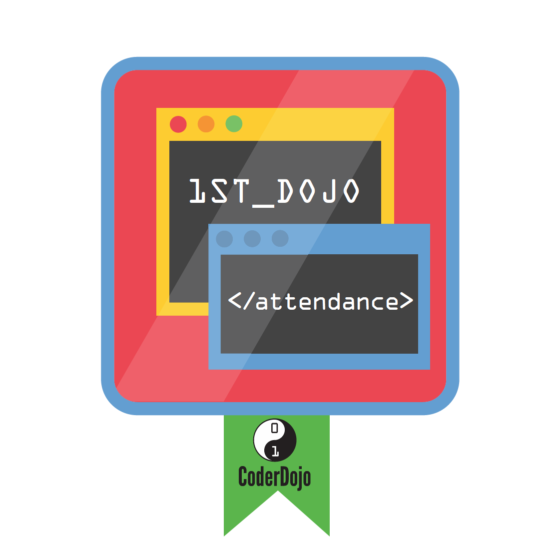 My First Dojo Badge
