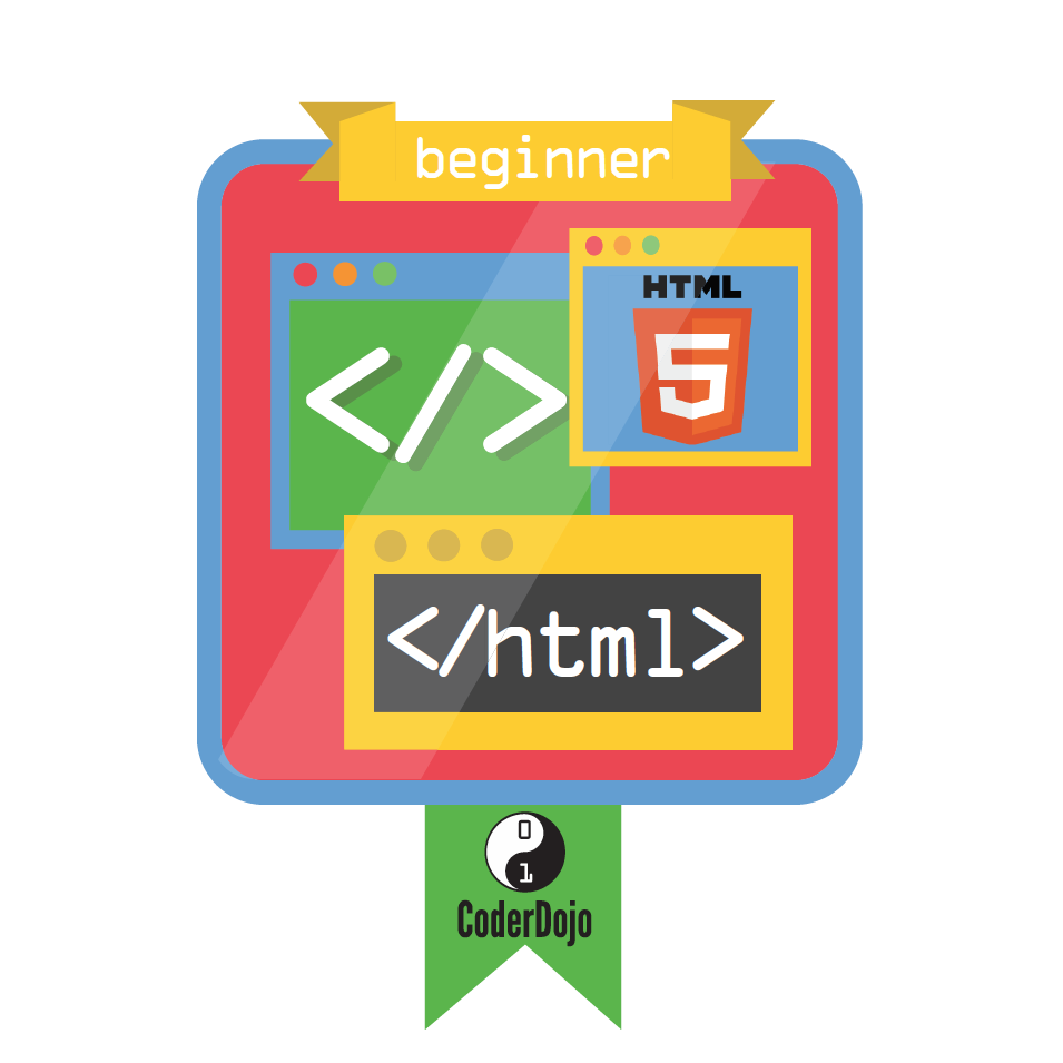 HTML and CSS Sushi Beginner Badge