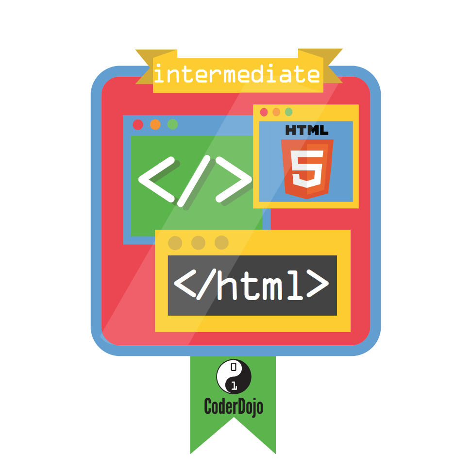 HTML and CSS Sushi Intermediate Bage