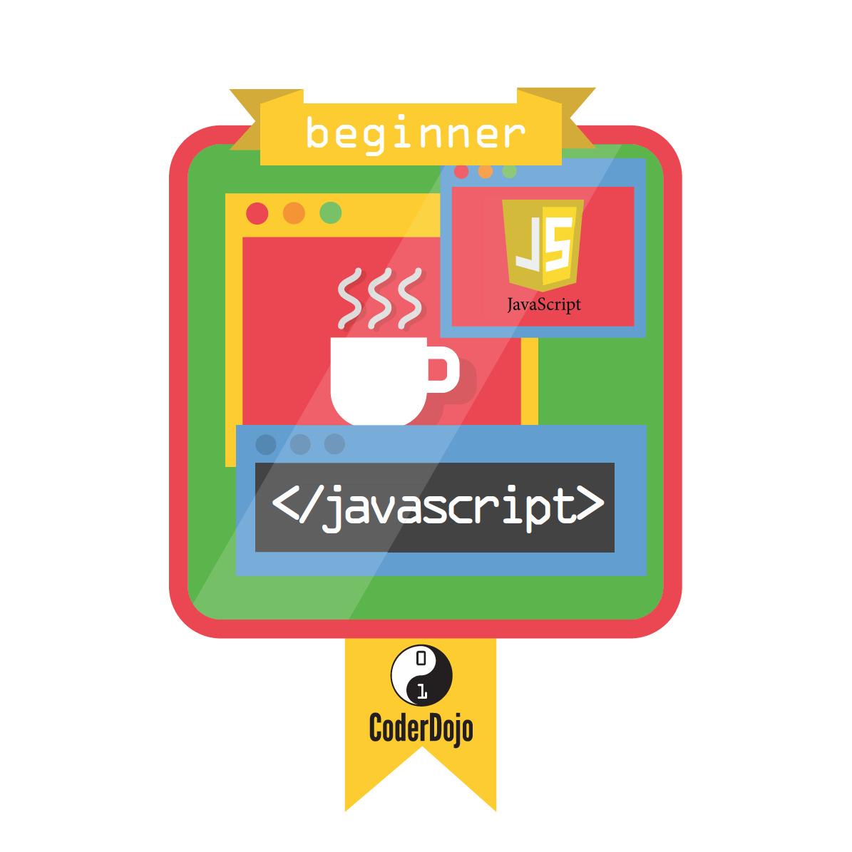 JavaScript Sushi Beginner Badge