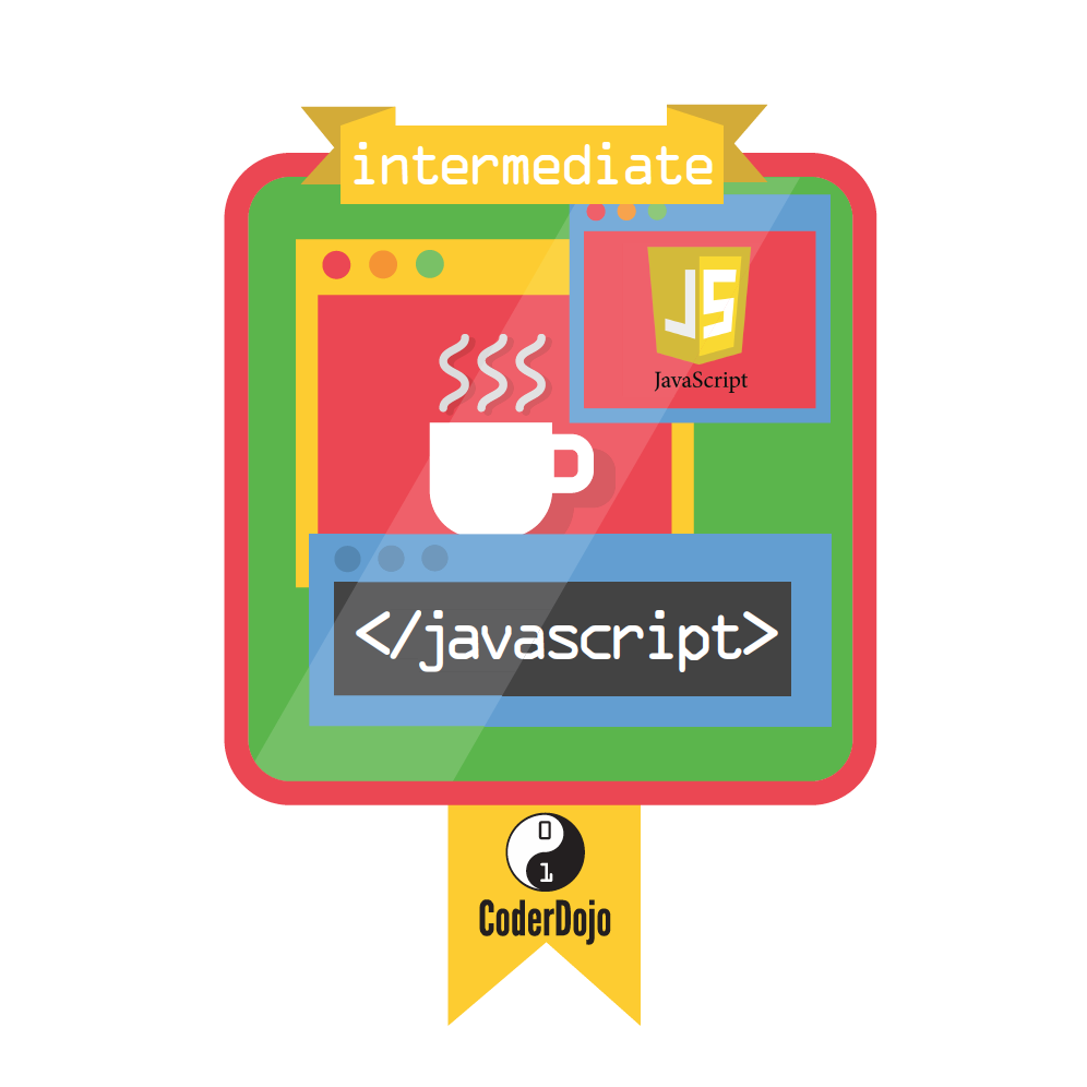 JavaScript Sushi Intermediate Badge